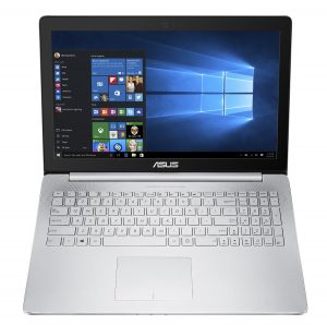 ASUS ZenBook Pro for modelling and architecture