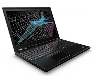 Lenovo Thinkpad P50 - best laptop for AutoCAD