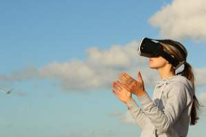 Virtuality Reality immersion