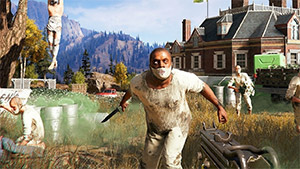 Best laptop for playing Far Cry 5