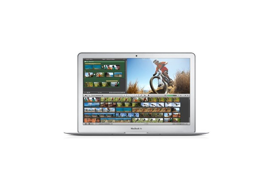 Apple Macbook Air front (screen)
