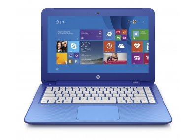 HP Stream front (screen)